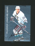 1999 In The Game Inc Millenium Signature Series Autoraphed Hockey Card #10