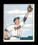 1950 Bowman Baseball Card #73 Willard Marshall Boston Braves. EX to EX-MT+