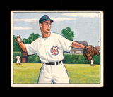 1950 Bowman Baseball Card #114 Wayne Terwilliger Chicago Cubs. EX to EX-MT