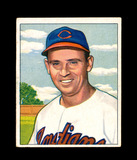 1950 Bowman Baseball Card #129 Hall of Famer Joe