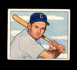 1950 Bowman Baseball Card #146 Floyd Baker Chicago White Sox. VG-EX to EX+