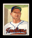 1950 Bowman Baseball Card #148 Hall of Famer Early Wynn Cleveland indians.