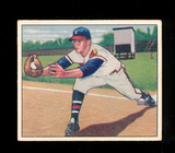 1950 Bowman Baseball Card #163 Earl Torgeson Boston Braves. VG-EX to EX Con