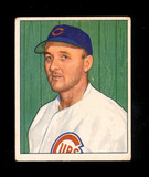 1950 Bowman Baseball Card #170 Emil Leonard Chicago Cubs. VG-EX to EX Condi