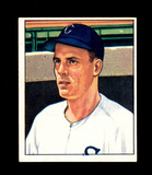 1950 Bowman Baseball Card #184 Randy Gumpert Chicago White Sox. EX to EX-MT