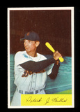 1954 Bowman Baseball Card #151 Pat Mullin Detroit Tigers. EX to EX-MT+ Cond