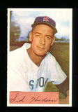 1954 Bowman Baseball Card #194 Sid Hudson Boston Red Sox. EX-MT to NM Condi