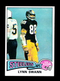 1975 Topps ROOKIE Football Card #282 Rookie Hall of Famer Lynn Swann Pittsb