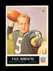 1965 Philadelphia Football Card #76 Hall of Famer Paul Hornung Green Bay Pa