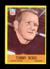 1967 Philadelphia ROOKIE Football Card #7 Rookie Tommy Nobis Atlanta Falcon