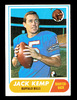 1968 Topps Football Card #149 Jack Kemp Buffalo Bills. EX to EX-MT Conditio