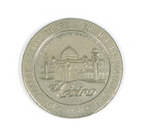 1968 Freeport/Grand Bahama Casino Gaming Token. One Dollar.     1-7/16