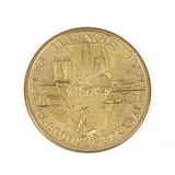 1818-1968 Illinois Sesquicentennial Coin/Token. Founded August 26th 1818.