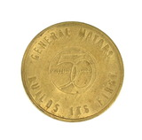 General Motors 50 Million Cars Builds it First Coin/Token. B-O-P Assembly (