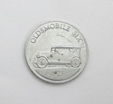 1968 Antique Car Coin Series-1 Sunco-DX Aluminum Coin/Token. 1923 Oldsmobil