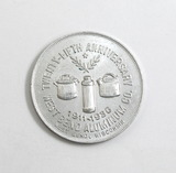 1911-1936 Twenty-Fifth Anniversary West Bend Aluminum Co. Coin/Token. Maker