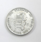GW Bliss Industial Press Machine Coin/Token.