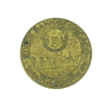 Vintage State Bank of Chicago Coin/Token. LaSalle and Washington STS Establ