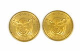 (2) Gus' Good Food Matching Coin 420 N. Dearborn St Chicago Coin/Tokens. He