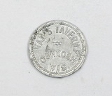 Vintage 1932-1960 Van's Tavern OshKosh, Wis. Coin/Token. Good For $0.05 in