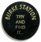 Large Plastic Burke Station