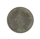 Vintage Seal of The City of Philadelphia Medal. Founded by William Penn in