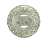 Vintage Madison Bus Co. Token. Good For One Fare Madison, Wis. Atwood/Coffe