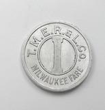 Vintage T.M.E.R. & L. Co. (The Milwaukee Electric Railway & Light Co.) Milw
