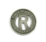 Vintage T.M.E.R.&L. Co. (The Milwaukee Electric Railway & Light Co.) Racine