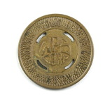 Vintage Wisconsin Public Service Corp (WPS Corp) Token. Employees Only Waus