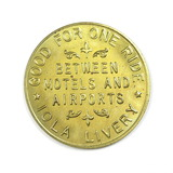 Krause Publications 30th Anniversary Established 1952 Iola, Wisconsin Coin/