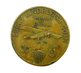 Vintage 1927 Lucky Lindberg