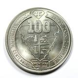 Montana USA Official Souvenir Dollar Coin/Token. Montana Territorial Centen