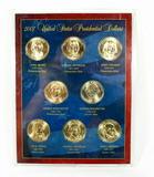 2007 United States Presidental Commemorative Dollar Set