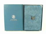 1987 United States Mint Silver Dollar Prestige Set