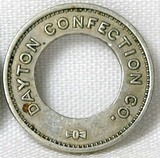 Vintage Dayton Confection Co. Coin/Token.
