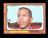 1966 Topps Football Card #13 Don Webb Boston Patriots. EX/MT Condition.