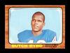 1966 Topps Football Card #20 Butch Byrd Bufflo Bills. Creased EX Condition.