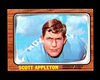 1966 Topps Football Card #46 Scott Appleton Houston Oilers. EX/MT Condition