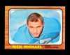 1966 Topps Football Card #59 Rich Michael Houston Oilers. EX/MT Condition.
