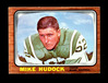 1966 Topps Football Card #79 Mike Haddock Miami Dolphins. EX/MT Condition.