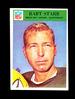 1966 Philadelphia Football Card #88 Hall of Famer Bart Starr Green Bay Pack