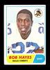 1968 Topps Football Card #103 Hall of Famer Bob Hayes Dallas Cowboys. Creas