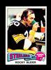 1975 Topps ROOKIE Football Card #39 Rookie Rocky Bleier Pittsburgh Steelers