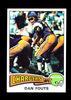1975 Topps ROOKIE Football Card #367 Rookie Hall of Famer Dan Fouts San Die
