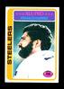 1978 Topps Football Card #500 Hall of Famer Franco Harris Pittsburgh Steele