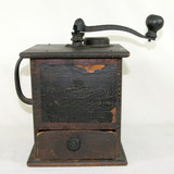Vintage Antique 1 Pound Fast Grinder Coffee Grinder Mill. By tHe Sun Manufa