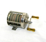 Vintage Pflueger Summit Fishing Reel Good Used Condition
