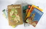 (9) 1950s , 60s, 70s Boy Scouts of America Handbooks. Good Used Conditions.