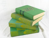 (4) 1940s Girl Scouts Handbooks. Good Used Conditions.
